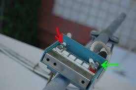 Come montare l 39 antenna tv ad un attacco f installa - Cavo antenna tv piatto per porta finestra ...